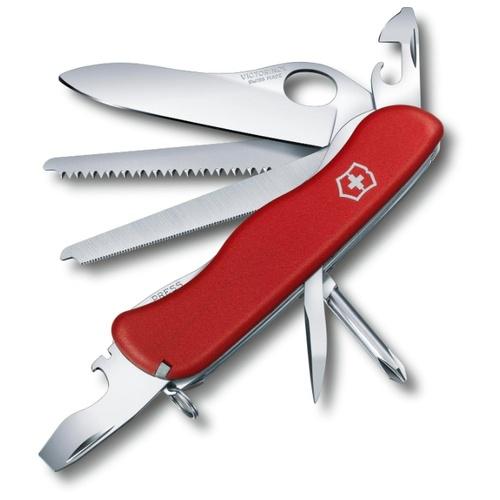 Нож перочинный Victorinox LOCKSMITH (0.8493.M) 111мм 14функций красный