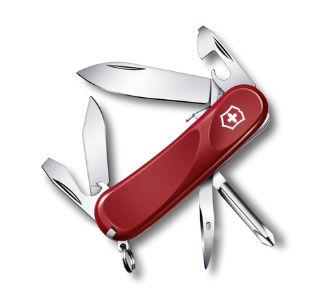 Нож перочинный Victorinox Evolution S111 (2.4603.SE) 85 мм 12 функций кар.коробка
