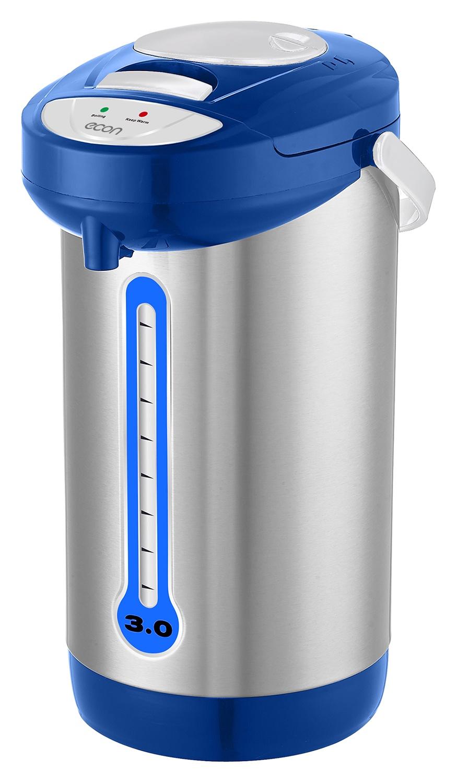 Термопот ECON электрический, 3л, с электронным управлением, с вращающейся подставкой - Электрические чайники и термопоты