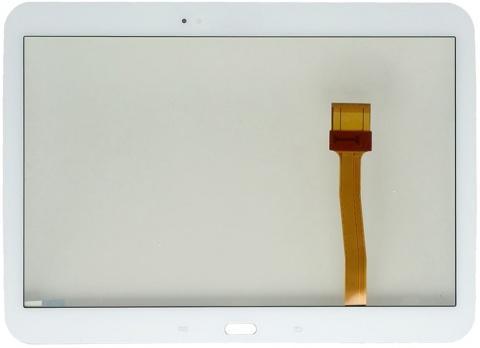 Тачскрин (сенсорное стекло) для Samsung Galaxy Tab 3 10.1 P5200 (Оригинал, белый)