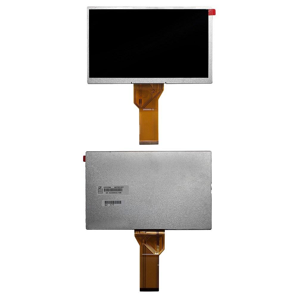 Дисплей 7.0 800x480, 50 pin для Explay TN-970TV, Ritmix RBK-450, Digma T700, Texet TB-710HD gps навигатор texet tn 701bt