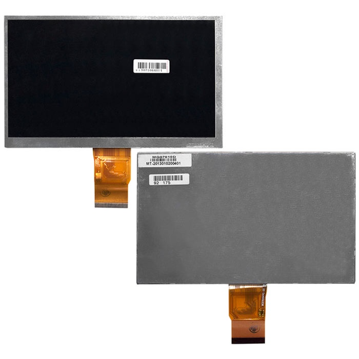 Дисплей 7.0 800x480, 50 pin, LED для Ainol Novo 7 Paladin, Digma A700, Rockchip Ebook v1.0.5