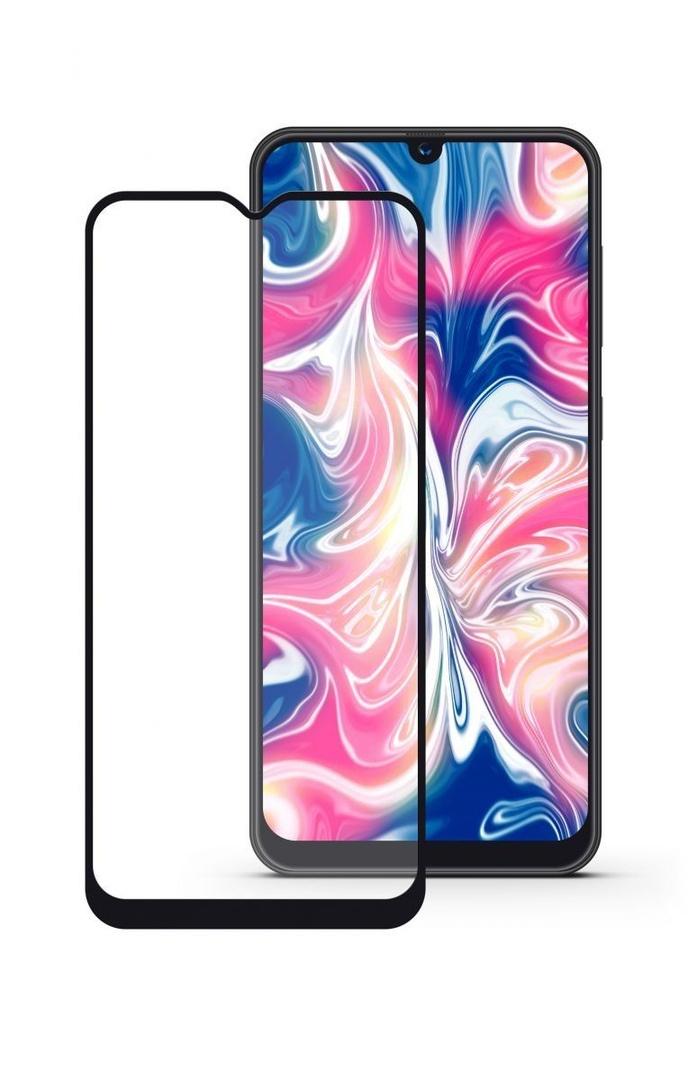 Защитное стекло Grand Full Glue для Samsung Galaxy A50, черный
