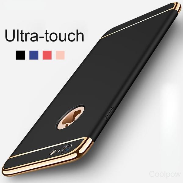 Матовый чехол для Apple iPhone 6 Plus/6s Plus Цвет: розовый цена