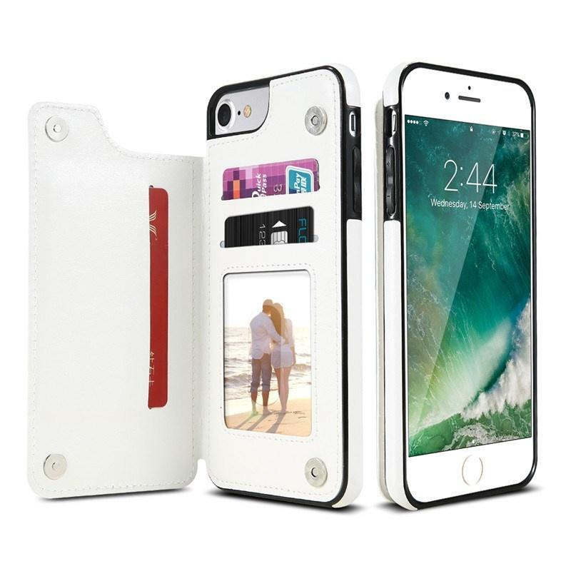 все цены на Флип-чехол смартфона для Apple iPhone 6 Plus/6s Plus Цвет: белый онлайн