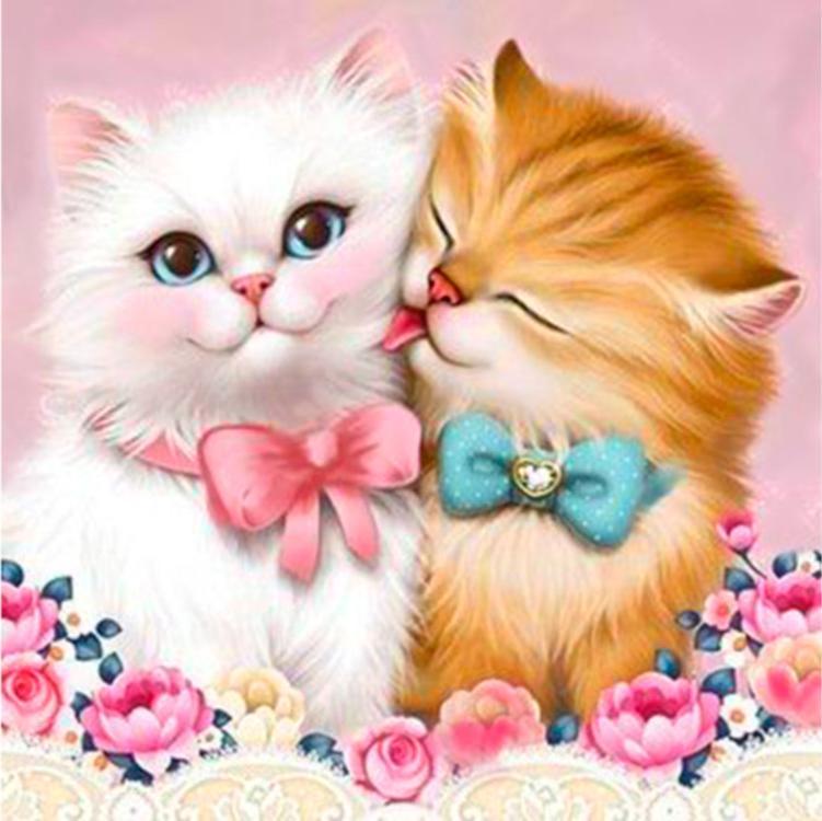 Открытки с котятами с любовью
