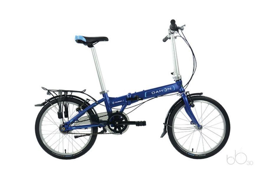 цена на Велосипед складной DAHON Vitesse D7HG Navy, колёса 20, 7 скоростей