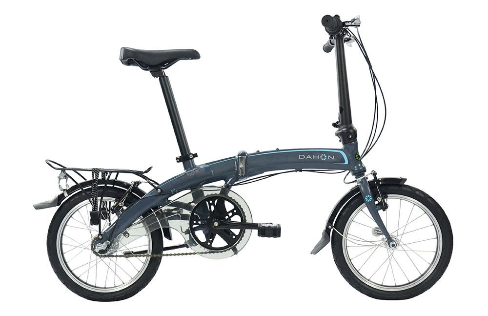 цена на Велосипед складной DAHON Curve i3 Smoke, колёса 16, 3 скорости