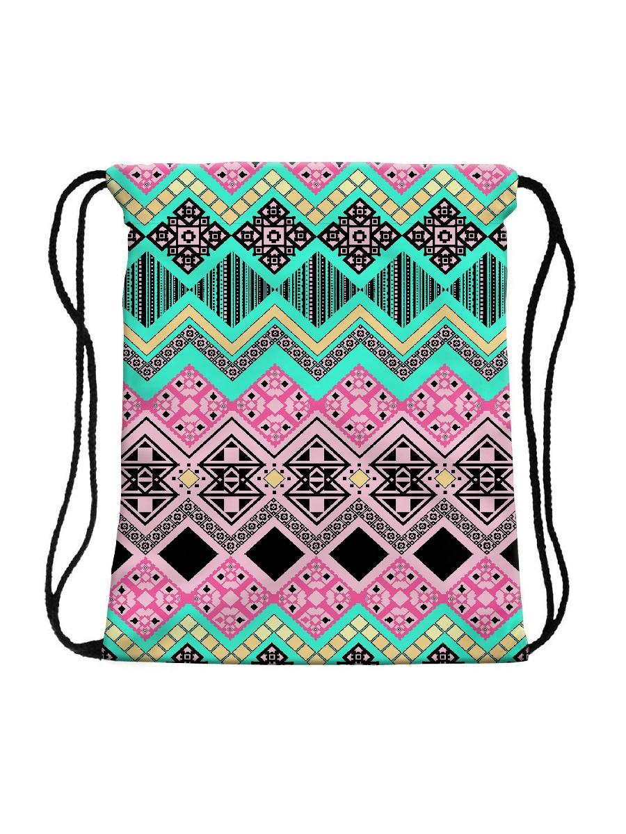 Сумка-мешок для сменной обуви Etnic сумка мешок rich homsu сумка мешок rich page 11
