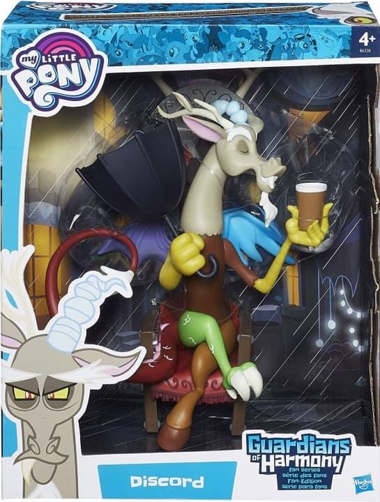 все цены на My Little Pony Фигурка Дискорд (Hasbro B6328) онлайн