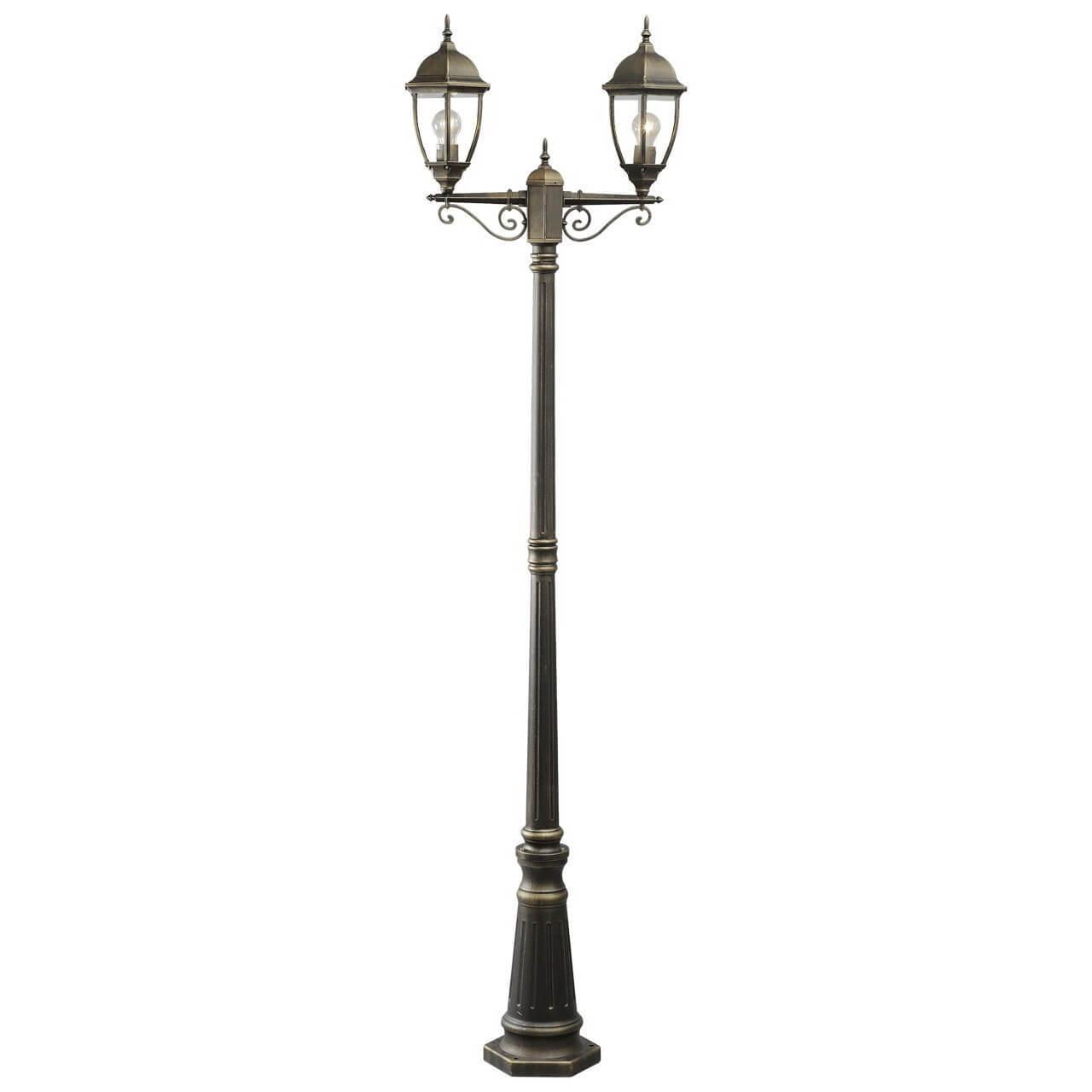 Садово-парковый светильник De Markt Фабур 804040602