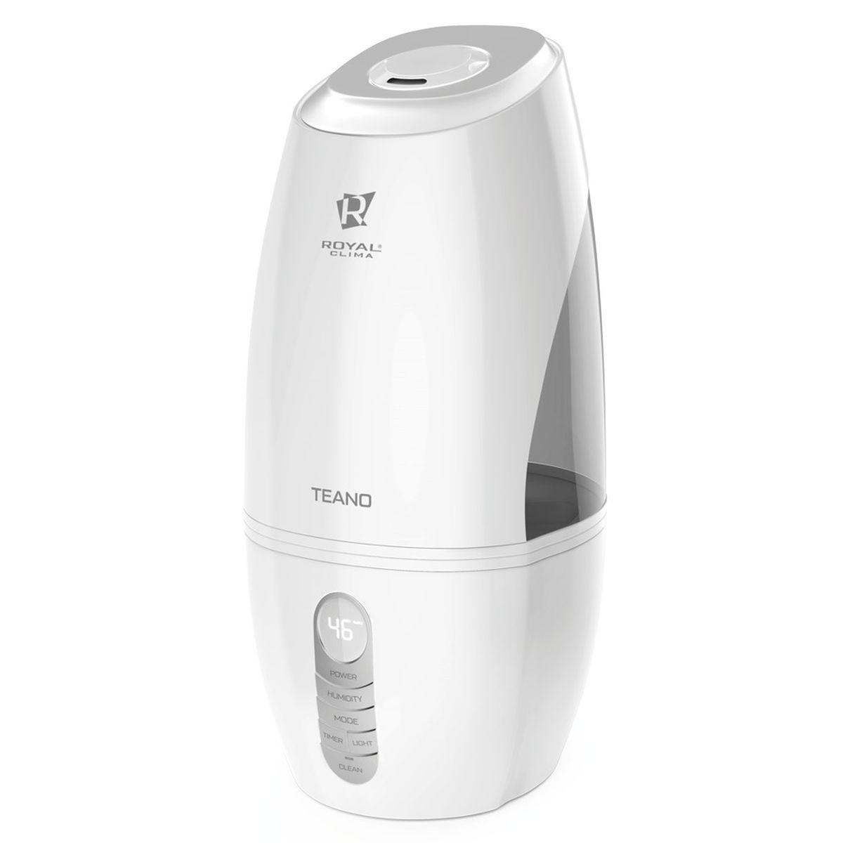Увлажнитель воздуха Royal Clima Teano RUH-T300/5.7E-WT, белый