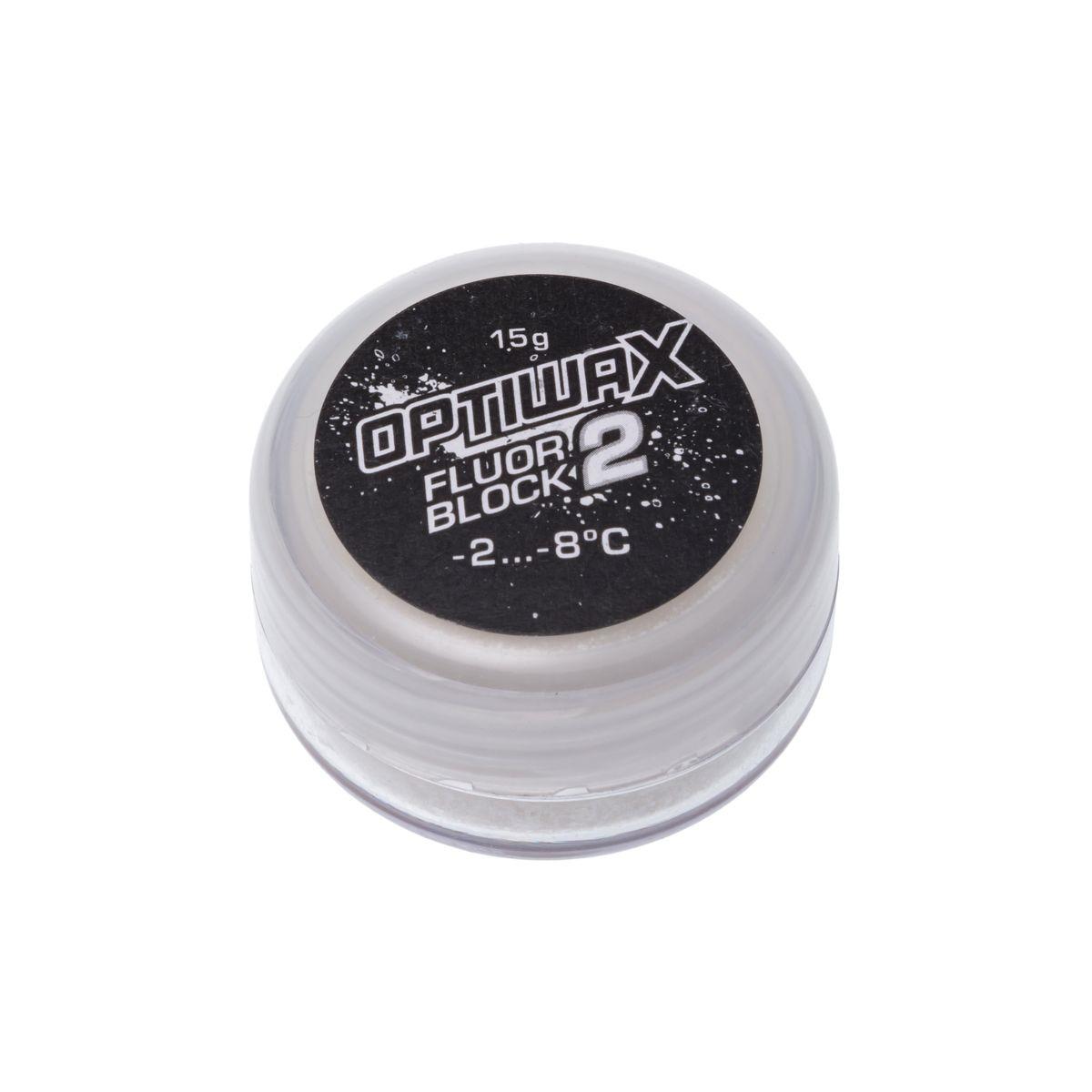 Фторовая спрессовка Optiwax Fluor Block 2, 40020151, 15 г