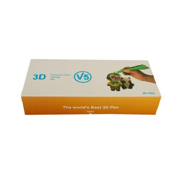 Ручка-принтер 3D PEN MyRiwell 5 Нет бренда