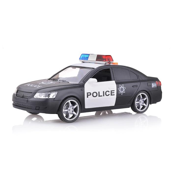 Машина WY560B Полиция в коробке