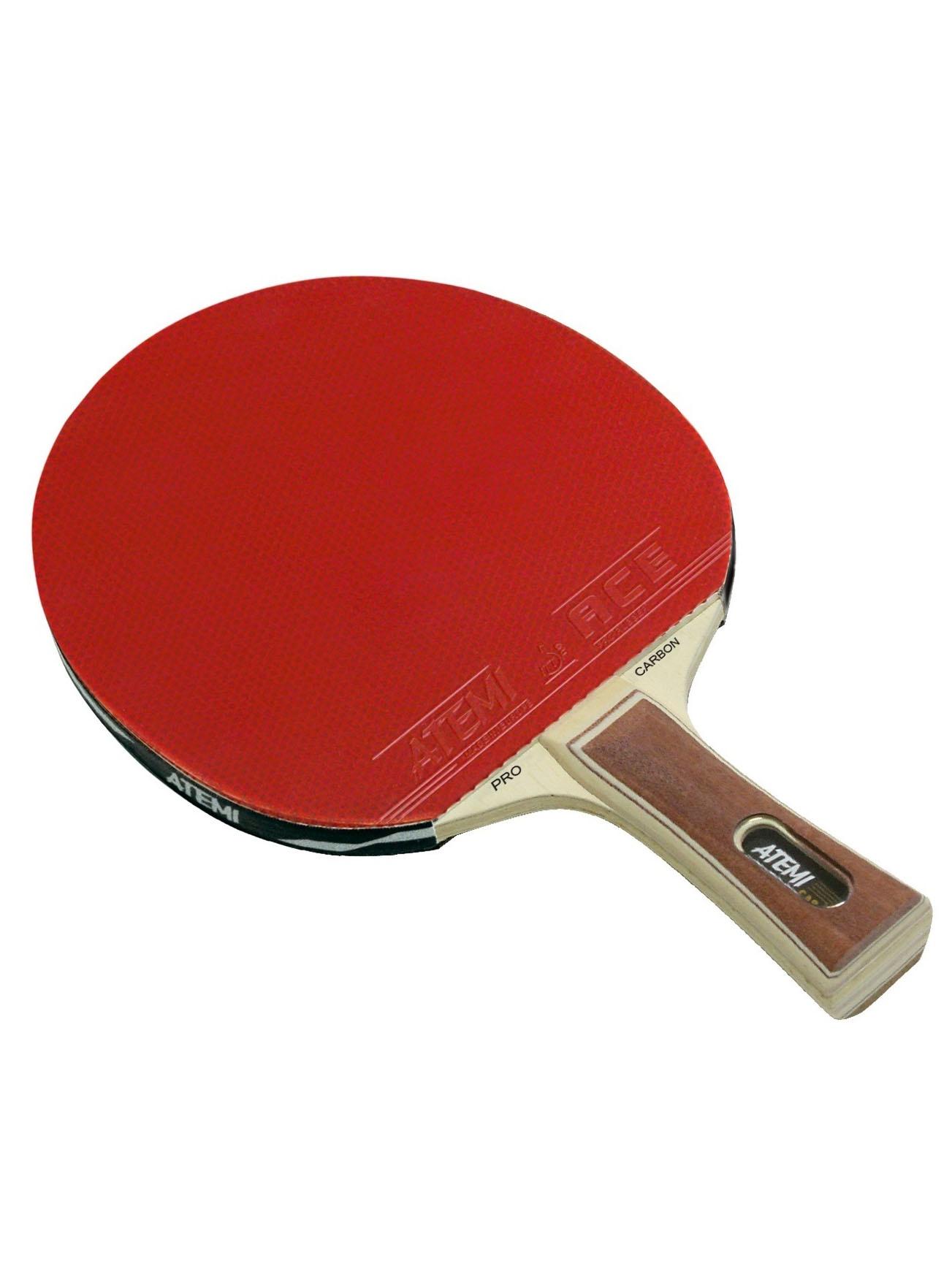 Ракетка для настольного тенниса Atemi PRO 3000 AN мячи для настольного тенниса atemi atb102