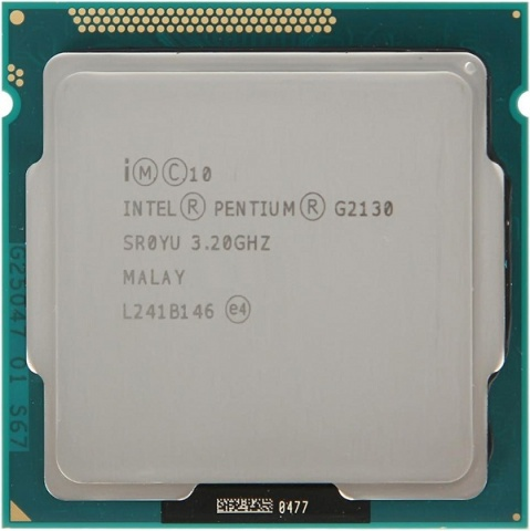 Процессор Intel Pentium G2130 (3M Cache, 3.20 GHz, LGA1155, DMI FSB) цена