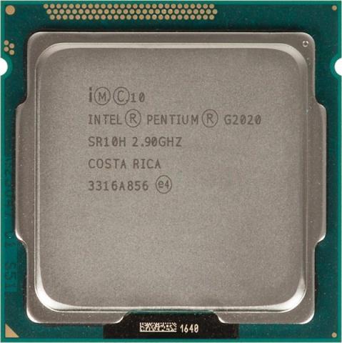 Процессор Intel Pentium G2020 (2900MHz, LGA1155, L3 3072Kb)