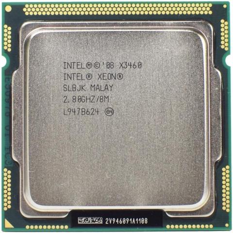 Процессор Intel Xeon X3460 Lynnfield (2800MHz, LGA1156, L3 8192Kb) OEM Intel