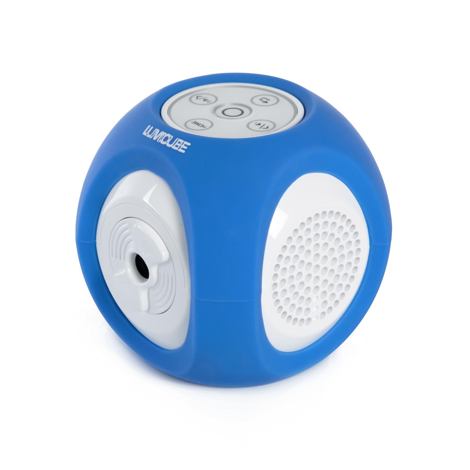 Детский проектор Lumicube, синий