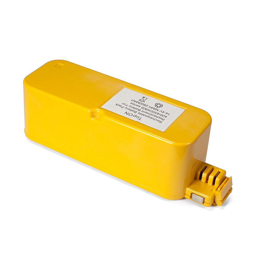 Аккумулятор для робота-пылесоса iRobot Roomba 400, 4000 Discovery, Dirt Dog, Create, FloorVac 400 Series. 14.4V 2500mAh Ni-MH. PN: 4905, 4978, 17373.