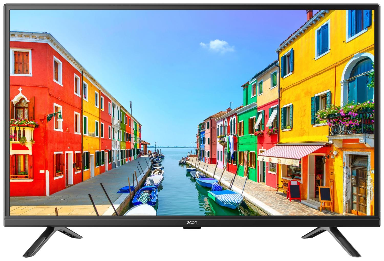 """Телевизор ECON HD Ready LED, 32"""", с встроенным цифровым тюнером, с функцией """"Отель"""" 32"""""""