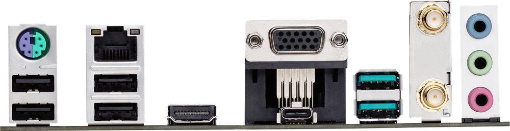 Материнская плата Asus TUF B360-PRO GAMING (WI-FI) Soc-1151v2 Intel B360 4xDDR4 ATX AC97 8ch(7.1) G asus tuf b360 pro gaming wi fi