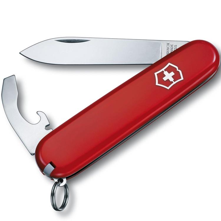 Нож перочинный Victorinox Bantam - Красный (0.2303)