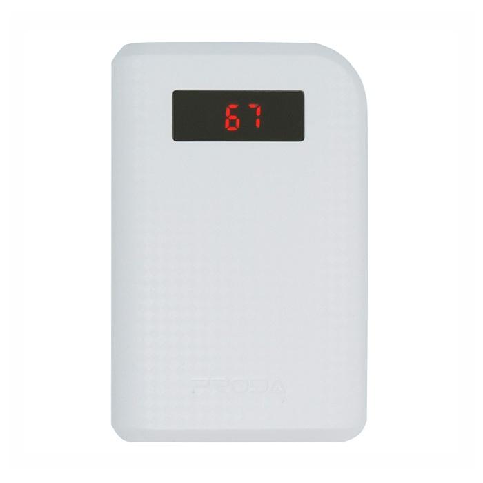Внешний аккумулятор 10000мАч Remax Proda Power Box PPL-11 - Белый все цены