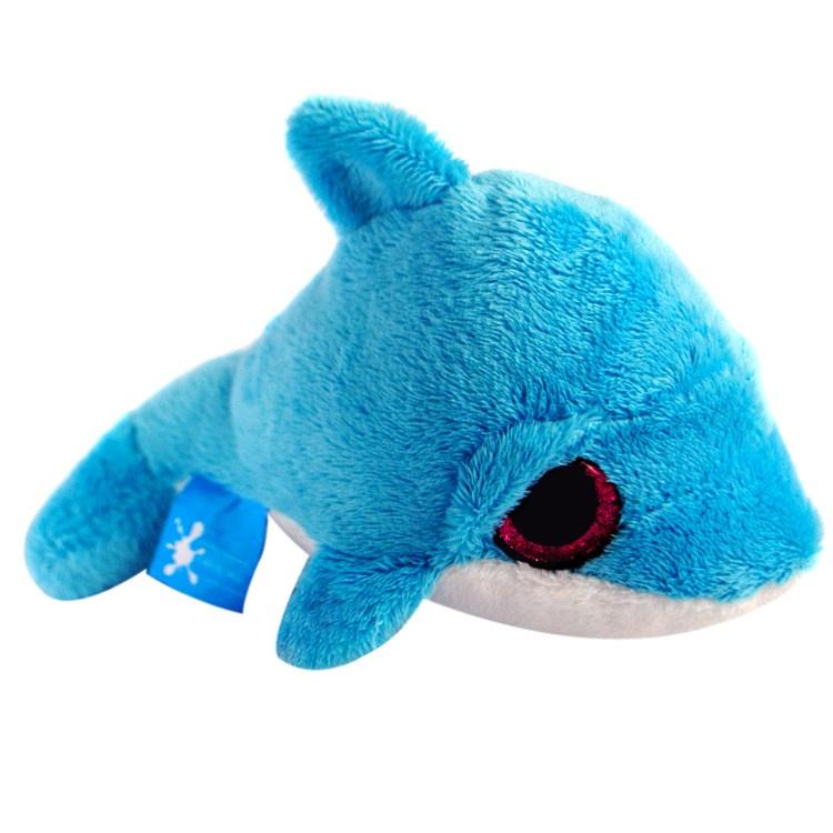Мягкая игрушка АБВГДЕЙКА дельфин Гулик nici мягкая игрушка айюми улыбка