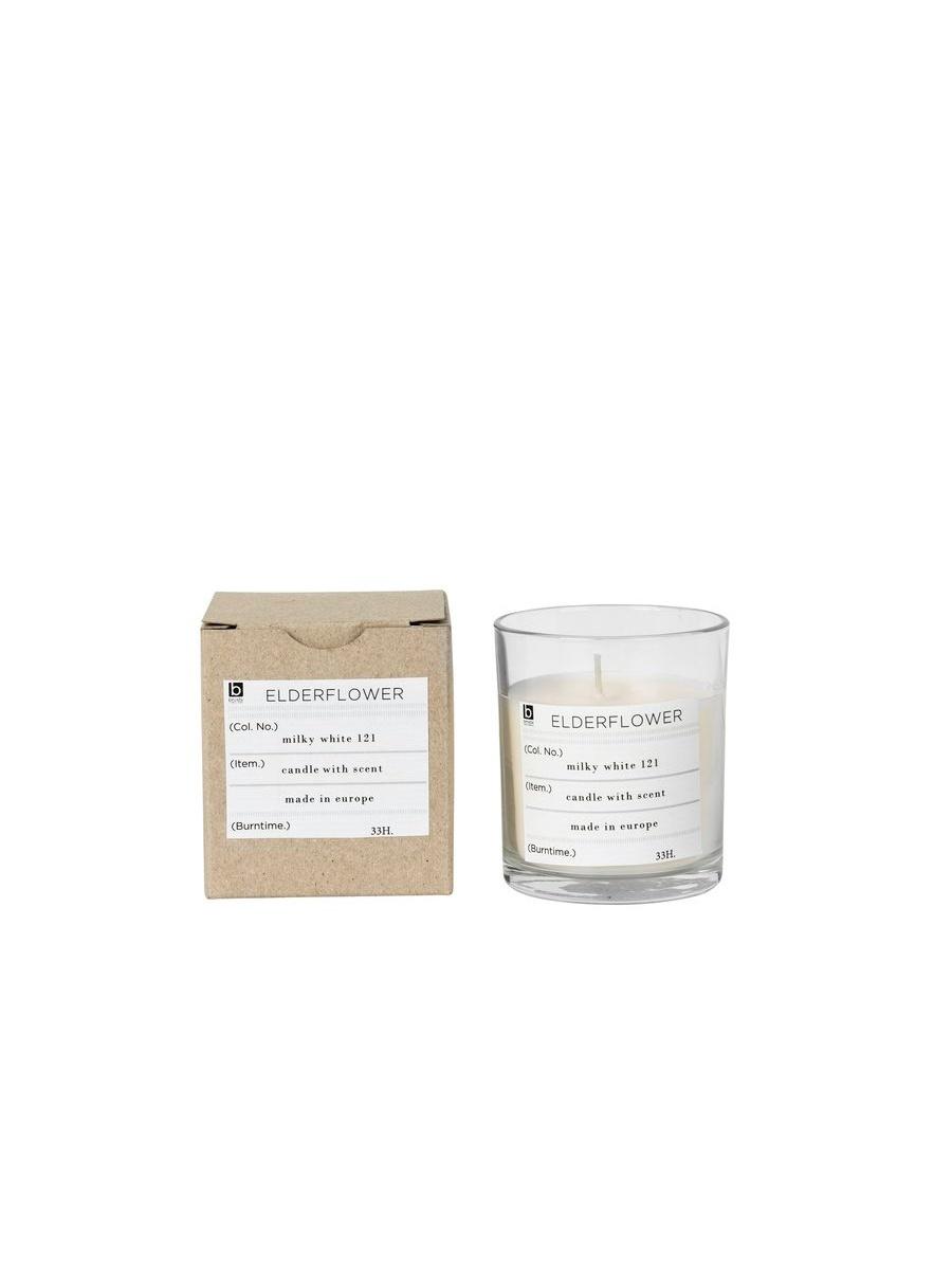 Ароматическая свеча ELDERFLOWER свеча и вода воск