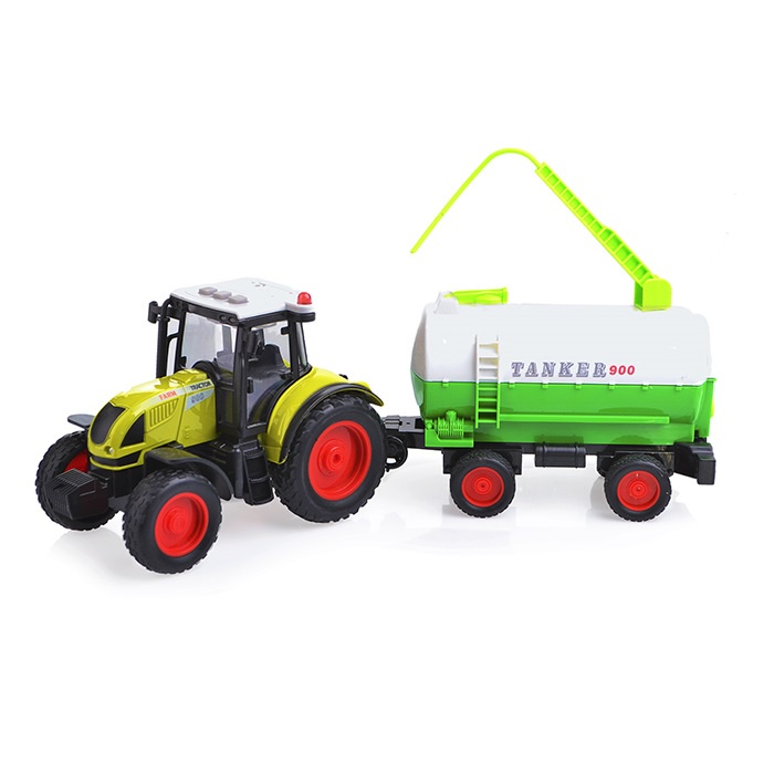 Трактор WY900A на батарейках, 1:16 в коробке цены онлайн