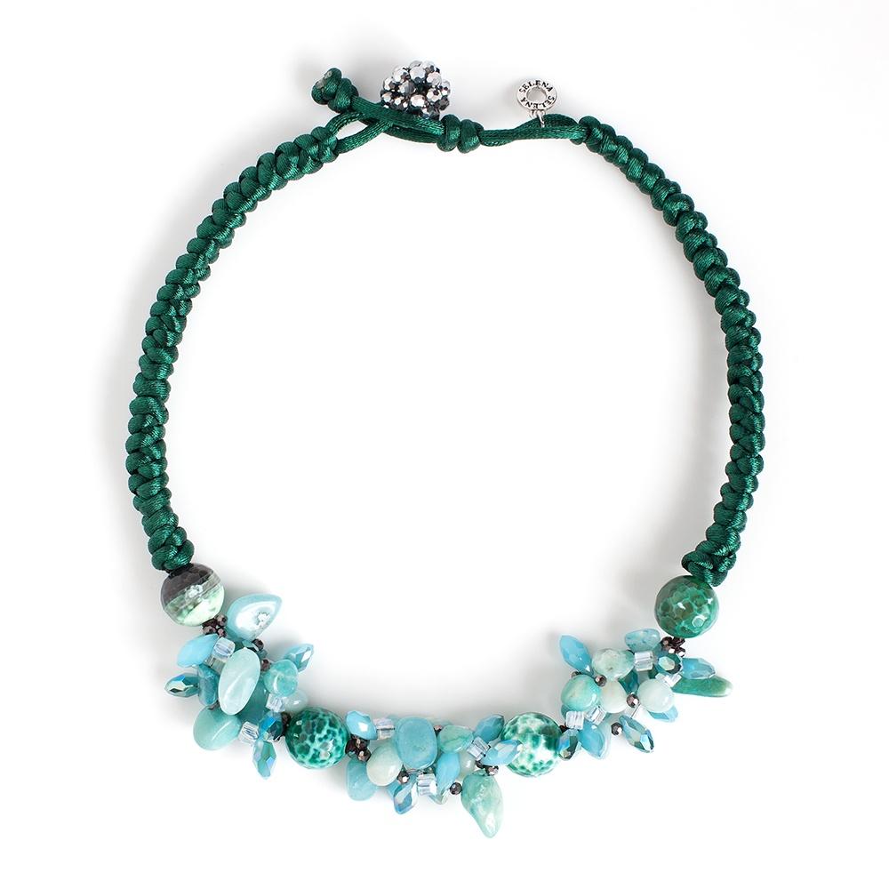 лучшая цена Колье/ожерелье бижутерное Selena