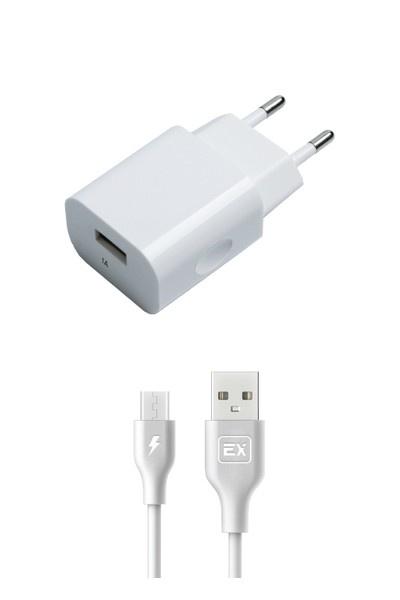 Сетевое ЗУ Exployd micro USB 1А Classic