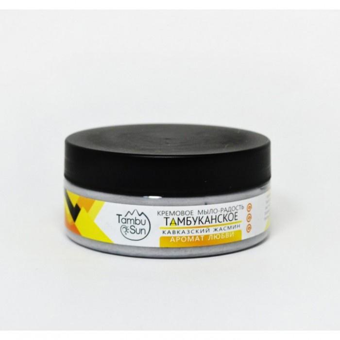 Мыло-радость (кремовое) грязевое Тамбу-Сан Бизорюк Фабрика здоровья