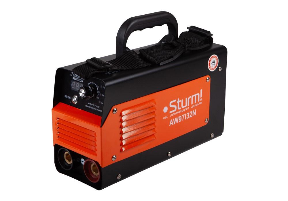 где купить Сварочный аппарат Sturm AW97I32N по лучшей цене