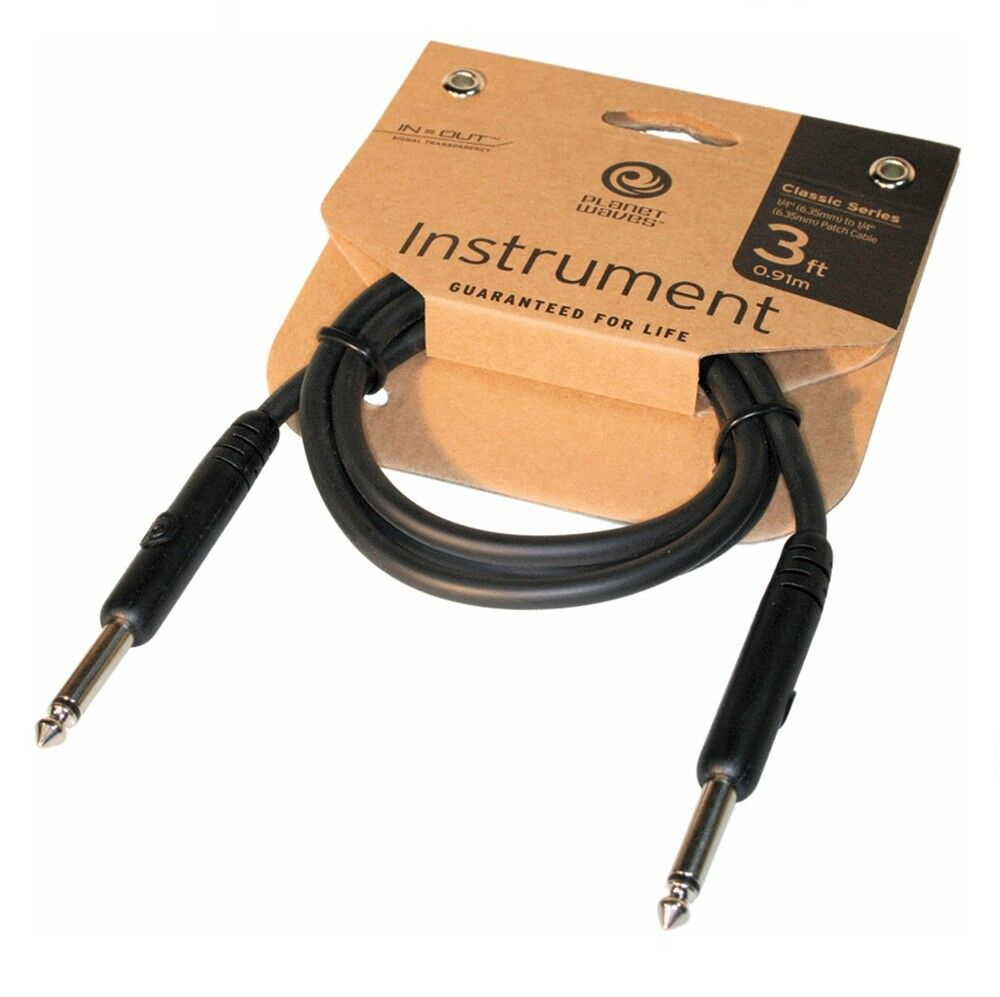 Planet Waves PW-CGTP-03 гитарный кабель planet waves xlr8
