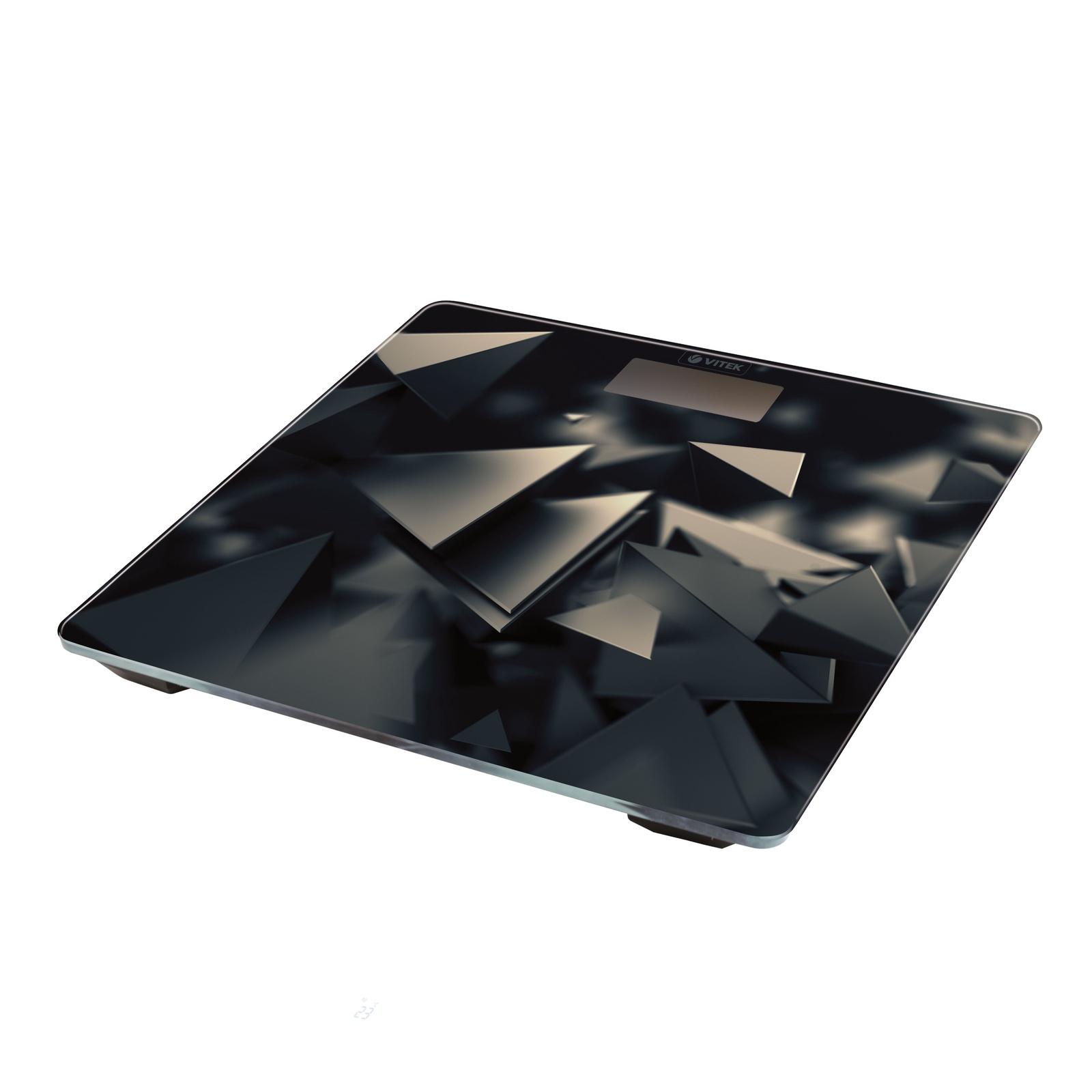 Весы напольные VITEK Максимально допустимый вес 180 кг. Цена деления 50 г.