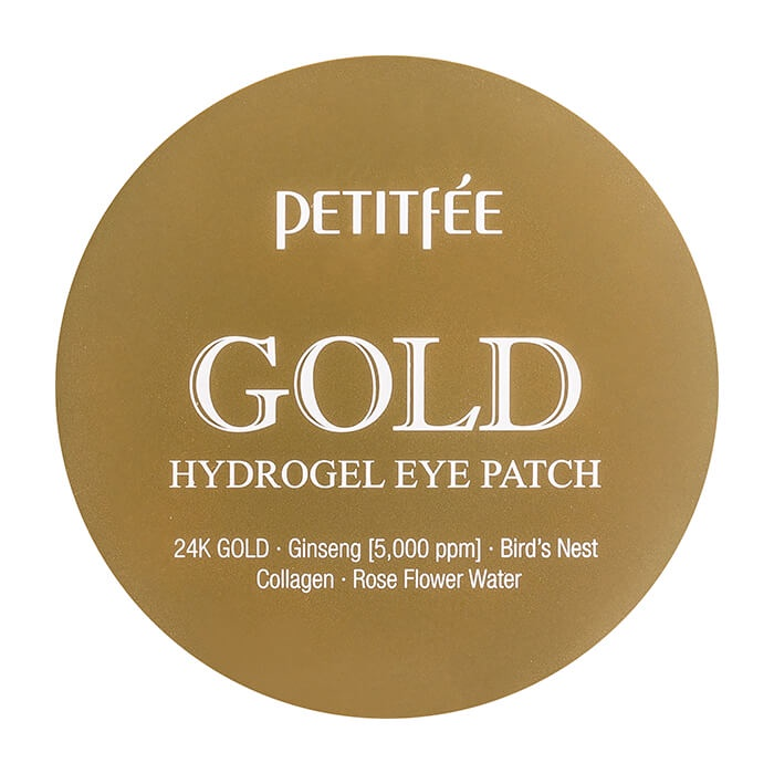 Патчи для глаз Petitfee Gold Hydrogel Eye Patch цена