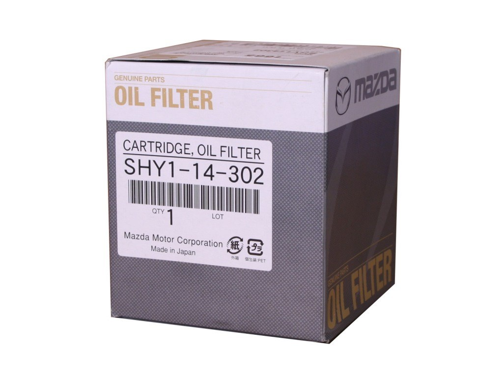 Масляный фильтр Toyota SHY1-14-302 цены