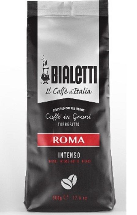 Кофе в зернах Bialetti ROMA 500г