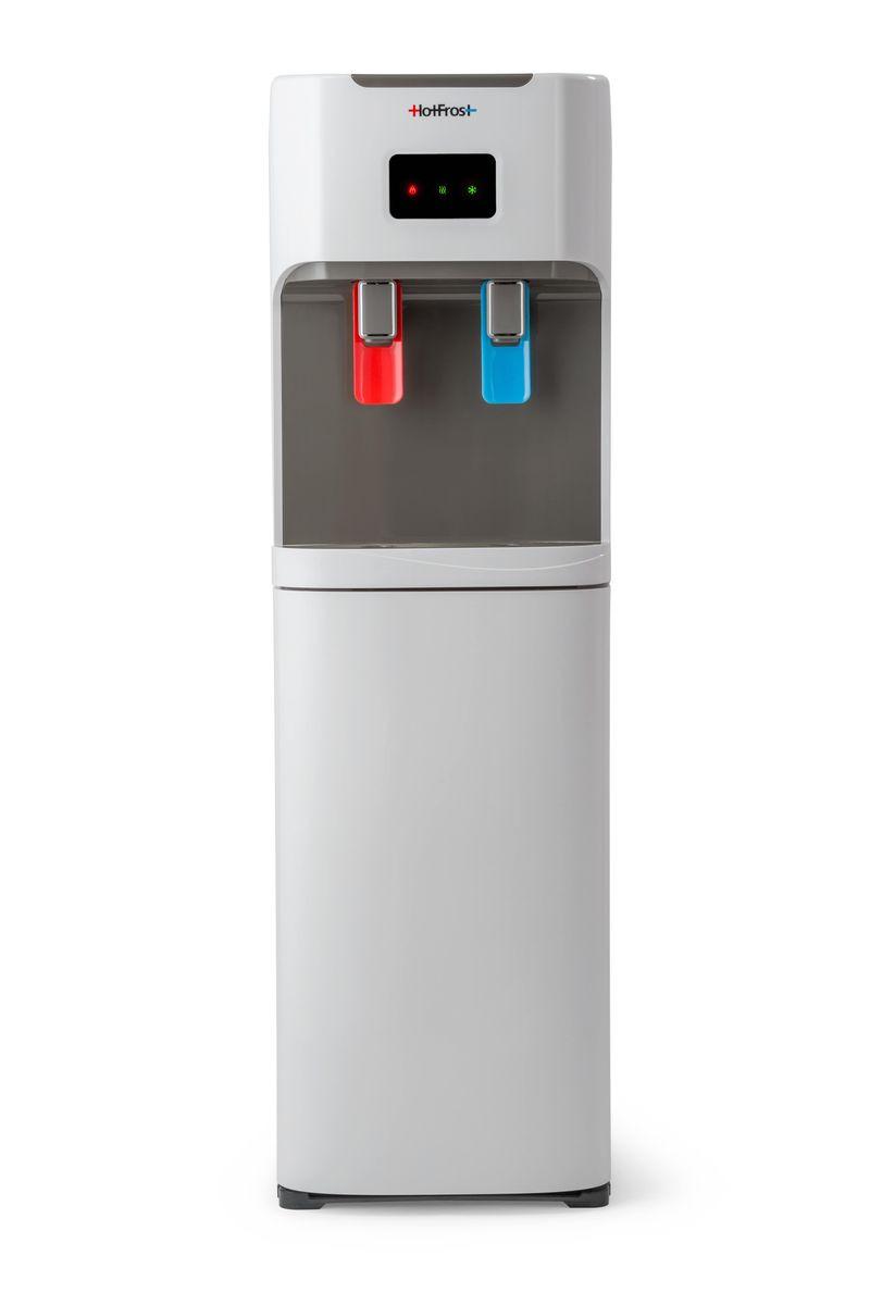 Кулер для воды HotFrost V115 PUF, 2944, белый вентилятор polaris puf 1012s белый puf 1012s