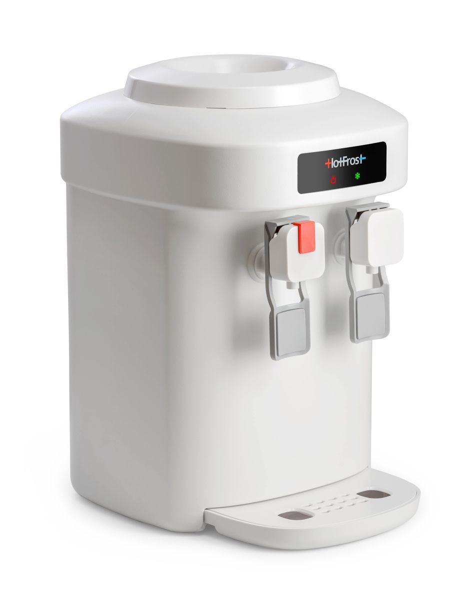 Кулер для воды HotFrost D65 E, 2943, белый HotFrost
