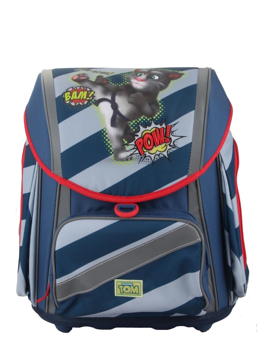 Рюкзак школьный с магнитным замком