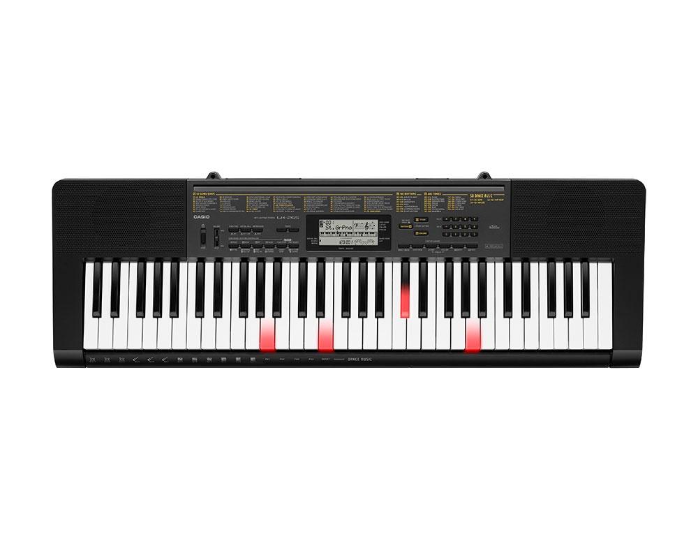CASIO LK-265 цифровой синтезатор цена в Москве и Питере