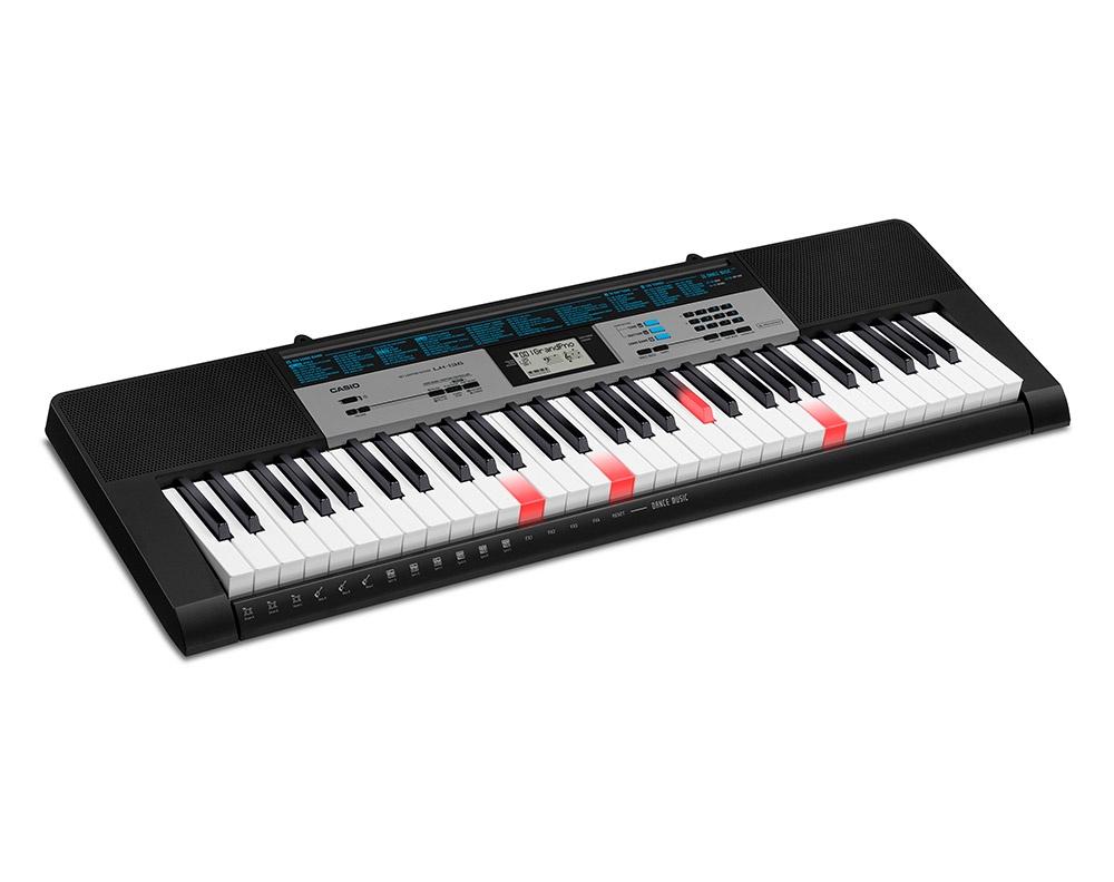 Casio LK-136 цифровой синтезатор цена в Москве и Питере