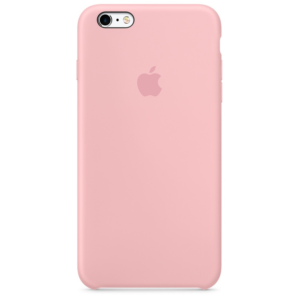 Чехол для Apple iPhone 6/6S Silicone Case light Pink чехол для apple iphone 6 iphone 6s silicone case charcoal gray