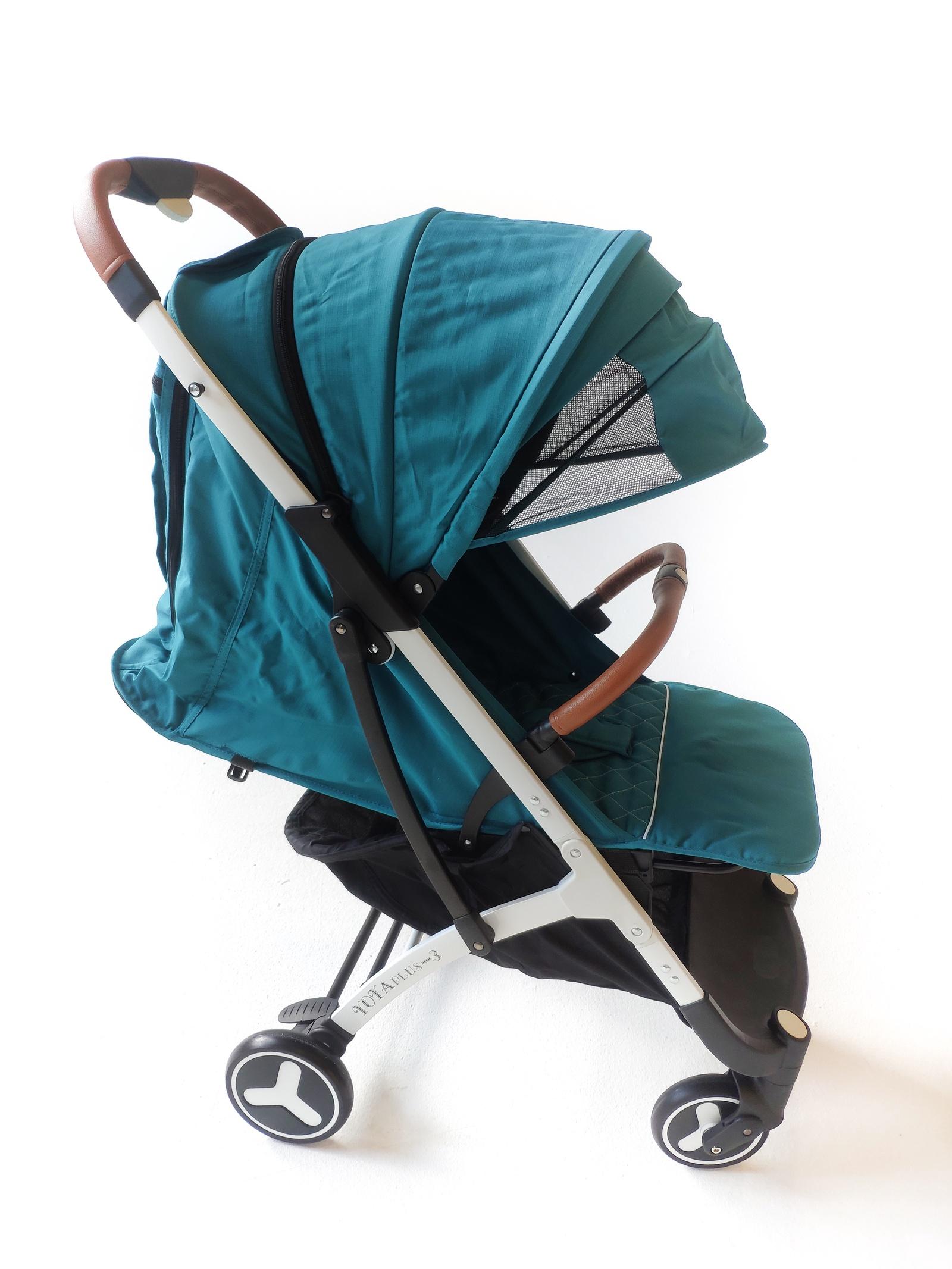 лучшая цена Детская коляска YOYA PLUS 3 2019 Long Изумрудная