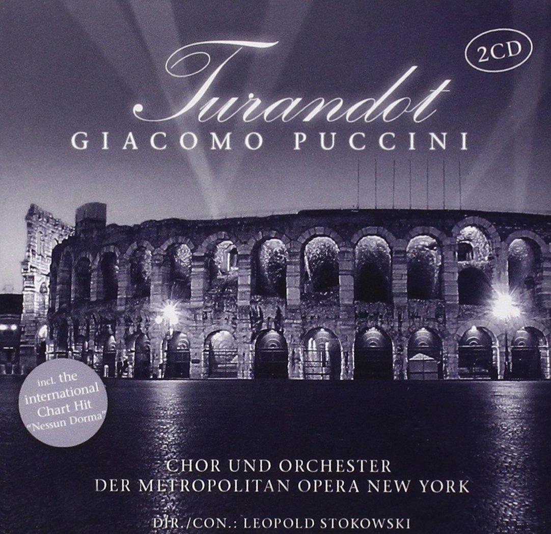 Джакомо Пуччини Giacomo Puccini. Turandot (2 CD) джакомо пуччини toska