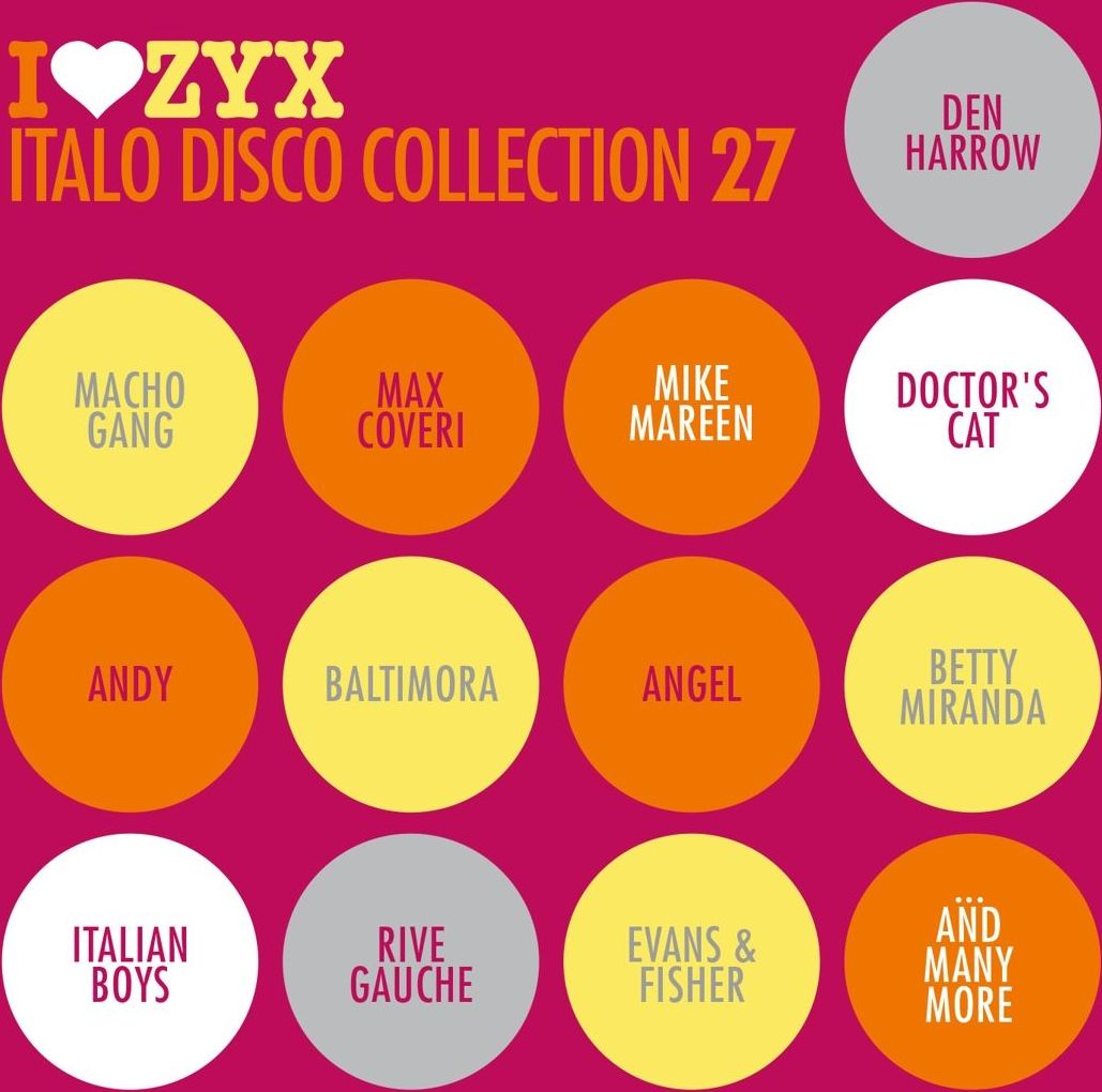 Various Artists Various Artists. Zyx Italo Disco Collection 27 (3 CD) italo disco collection 13 3 cd